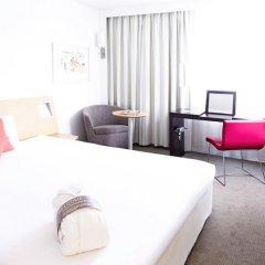 Отель Novotel London Excel 4* Стандартный номер с различными типами кроватей фото 2