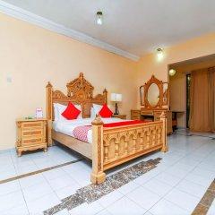 Отель OYO 168 Al Raha Hotel Apartments ОАЭ, Шарджа - отзывы, цены и фото номеров - забронировать отель OYO 168 Al Raha Hotel Apartments онлайн комната для гостей фото 5