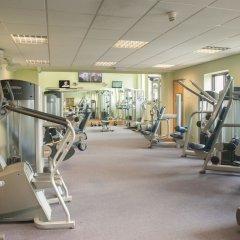 Woodbury Park Hotel фитнесс-зал фото 2