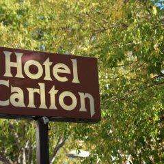 Отель Carlton вид на фасад фото 2