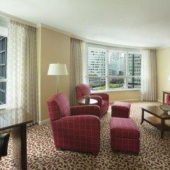 Отель Vancouver Marriott Pinnacle Downtown фото 30