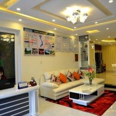 Отель Nuni Homestay Хойан интерьер отеля фото 3