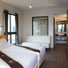 Отель iSanook Таиланд, Бангкок - 3 отзыва об отеле, цены и фото номеров - забронировать отель iSanook онлайн комната для гостей фото 4
