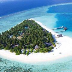 Отель Angsana Velavaru Мальдивы, Южный Ниланде Атолл - отзывы, цены и фото номеров - забронировать отель Angsana Velavaru онлайн Южный Ниланде Атолл  пляж фото 2