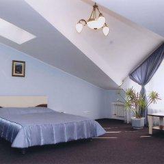 Гостиница Европейский комната для гостей фото 2