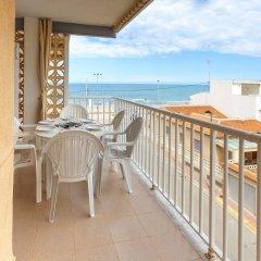 Отель ESTURIÓ Испания, Пляж Мирамар - отзывы, цены и фото номеров - забронировать отель ESTURIÓ онлайн балкон