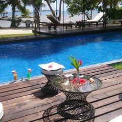 Отель Fare Pea Iti бассейн фото 3