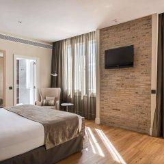 Отель Catalonia Gran Via комната для гостей фото 4