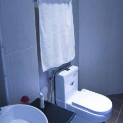 Отель Fern Boquete Inn Мальдивы, Северный атолл Мале - 1 отзыв об отеле, цены и фото номеров - забронировать отель Fern Boquete Inn онлайн ванная