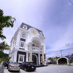 Minh Chien Hotel Далат парковка