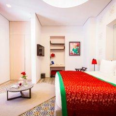 Отель Euphoriad Марокко, Рабат - отзывы, цены и фото номеров - забронировать отель Euphoriad онлайн комната для гостей фото 5