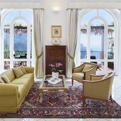 Отель Palazzo Avino Равелло комната для гостей