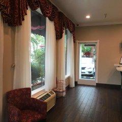 Отель Americas Best Value Inn-Milpitas/Silicon Valley комната для гостей