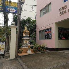 Отель Soi 5 Apartment Таиланд, Паттайя - отзывы, цены и фото номеров - забронировать отель Soi 5 Apartment онлайн вид на фасад