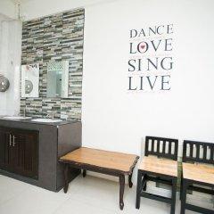 AlphaBed Hostel Bangkok удобства в номере
