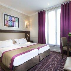 Отель Elysées Union Франция, Париж - 8 отзывов об отеле, цены и фото номеров - забронировать отель Elysées Union онлайн комната для гостей