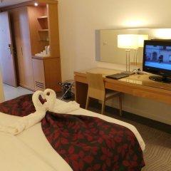 Отель Amman Airport Hotel Иордания, Аль-Джиза - отзывы, цены и фото номеров - забронировать отель Amman Airport Hotel онлайн удобства в номере фото 2
