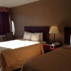 Отель Super 8 Calgary Village Канада, Калгари - отзывы, цены и фото номеров - забронировать отель Super 8 Calgary Village онлайн комната для гостей фото 4