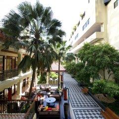 Отель The Sukosol Бангкок парковка