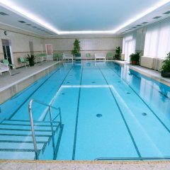 TOP Hotel Agricola бассейн
