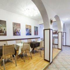 Отель B&B La Cittadella питание