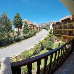 Hotel Garnier балкон фото 2