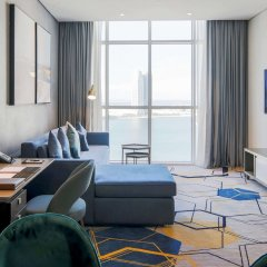 Отель Pullman Sharjah ОАЭ, Шарджа - отзывы, цены и фото номеров - забронировать отель Pullman Sharjah онлайн комната для гостей фото 4