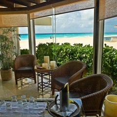 Отель Sunset Fishermen Beach Resort Плая-дель-Кармен питание фото 2