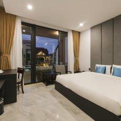 Отель Khong Cam Garden Villas Хойан комната для гостей фото 2