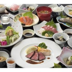 Отель Okyakuya Япония, Минамиогуни - отзывы, цены и фото номеров - забронировать отель Okyakuya онлайн питание фото 2
