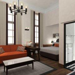 Отель The Edinburgh Grand Эдинбург комната для гостей фото 2