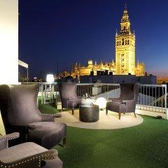 Отель Eurostars Sevilla Boutique бассейн фото 2