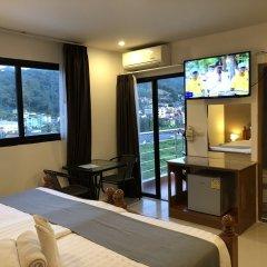 Отель VITS Patong Dynasty удобства в номере фото 3