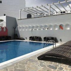 Отель Blue Sky Hotel Греция, Остров Санторини - отзывы, цены и фото номеров - забронировать отель Blue Sky Hotel онлайн бассейн