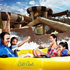 Отель Jumeirah Emirates Towers детские мероприятия фото 2