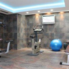 Отель Los Monteros Spa & Golf Resort фитнесс-зал
