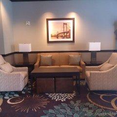 Отель Staybridge Suites Columbus-Airport интерьер отеля
