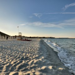 Отель Cala Della Torre Resort Синискола пляж фото 2
