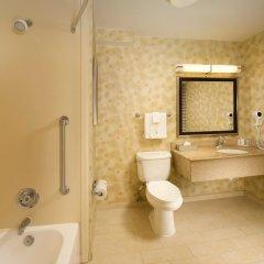 Отель Comfort Inn Downtown DC/Convention Center США, Вашингтон - отзывы, цены и фото номеров - забронировать отель Comfort Inn Downtown DC/Convention Center онлайн ванная