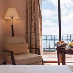 Отель Grand Hotel Açores Atlântico Португалия, Понта-Делгада - 1 отзыв об отеле, цены и фото номеров - забронировать отель Grand Hotel Açores Atlântico онлайн комната для гостей фото 2