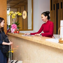 Good Vibes Boutique Hotel интерьер отеля