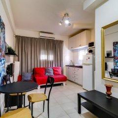 Central Apartment next to Dizengoff St. Израиль, Тель-Авив - отзывы, цены и фото номеров - забронировать отель Central Apartment next to Dizengoff St. онлайн комната для гостей фото 4