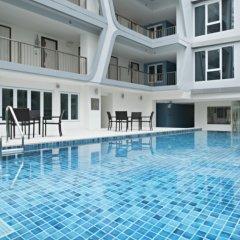 Отель Le Tada Parkview Бангкок бассейн фото 3