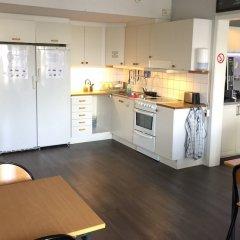 Отель Masthuggsterassens Vandrarhem & Mini Hotell в номере