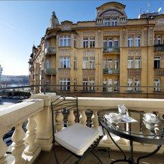 Отель Eurostars David Чехия, Прага - 11 отзывов об отеле, цены и фото номеров - забронировать отель Eurostars David онлайн балкон