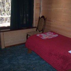 Отель Таулу Домбай удобства в номере