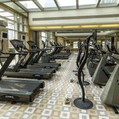 Radisson Blu Plaza Xing Guo Hotel фитнесс-зал фото 4