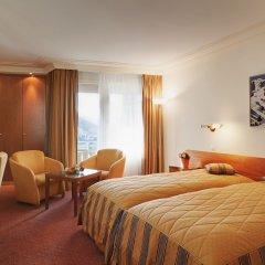 Отель Kongress Hotel Davos Швейцария, Давос - отзывы, цены и фото номеров - забронировать отель Kongress Hotel Davos онлайн комната для гостей