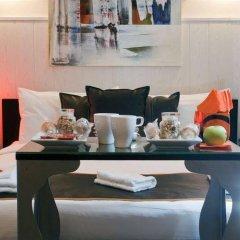 Отель Hostal Oxum питание