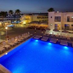 Апартаменты Melpo Antia Luxury Apartments & Suites бассейн фото 2
